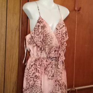 Jennifer Lopez maxi formal dress  new